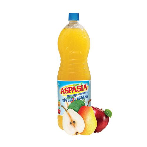 Аспазия Круша и Ябълка