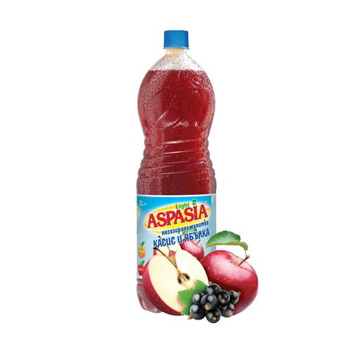 Аспазия Касис и Ябълка