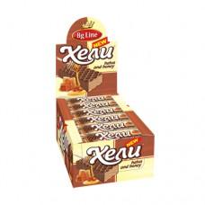Хели Халва и мед - кафяв шоколад