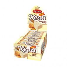 Хели Халва и мед - бял шоколад