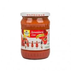Доматен сос Натурален Първомай