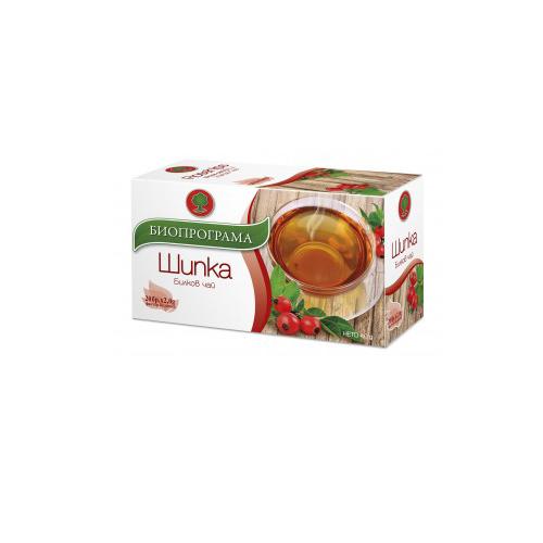 Чай Шипка Биопрограма