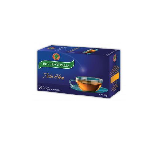 Чай Лека нощ Биопрограма