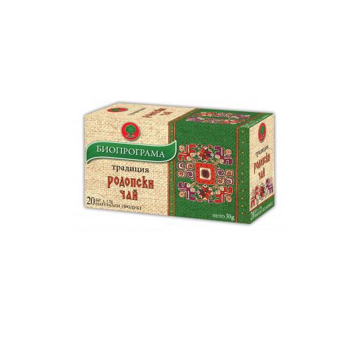 Чай Родопски Биопрограма