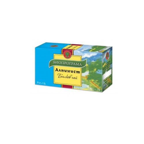 Чай Алпинист Биопрограма