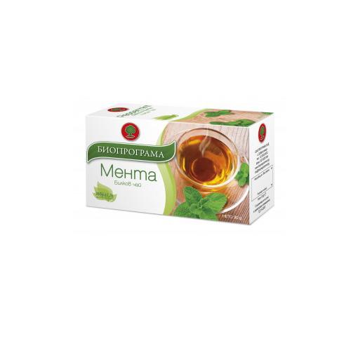 Чай Мента Биопрограма