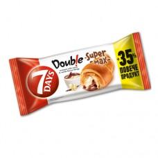 Кроасан 7DAYS Double Super Max Шоколад
