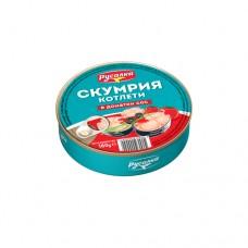 Скумрия в доматен сос Русалка