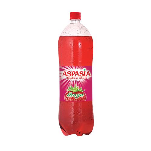 Аспазия Газирана напитка Ягода