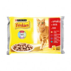 Purina Friskies Говеждо