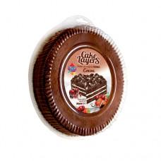 Блат за торта кръгъл-какао Сладък път