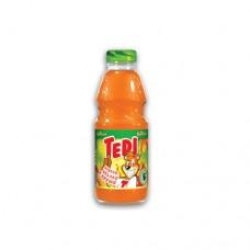 Теди Круша, ябълка и морков