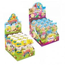 Шоколадови яйца PVC Турски