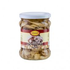 Гъби печурки-рязани Кръстев