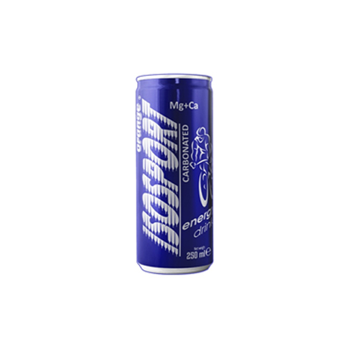 Изоспорт Енергийна напитка кен