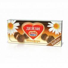 Петифури шоколад  Дейзи