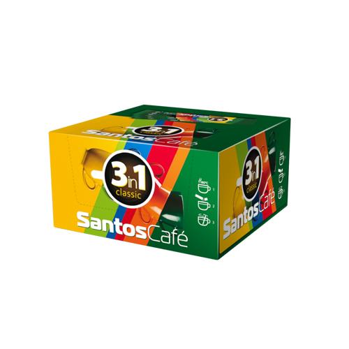 Сантос Кафе 3 в 1 класик