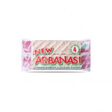 Арбанаси New Бяла мека вафла с халва 4бр.