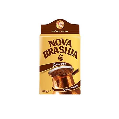 Нова Бразилия Джезве