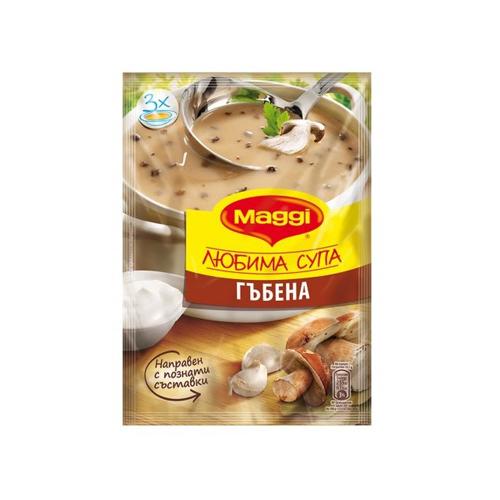 Маги Супа Гъбена