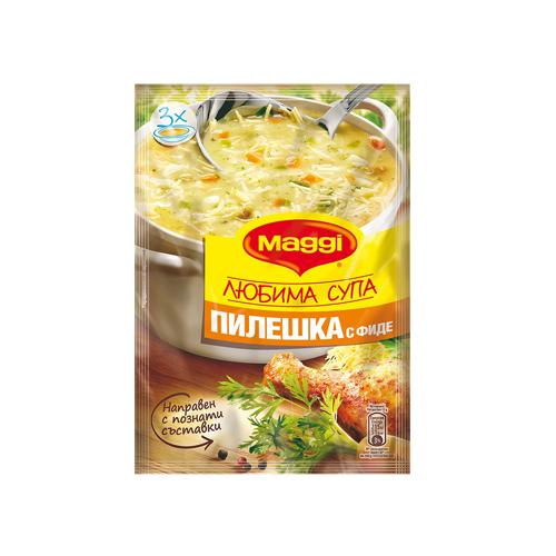 Маги Супа Пилешка
