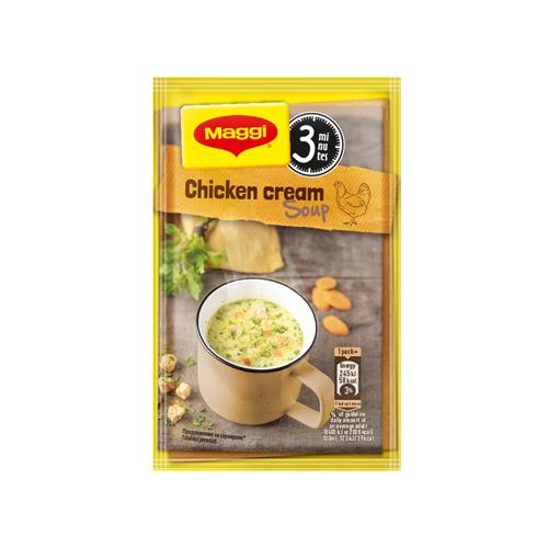 Маги Чаша супа пилешка с крутони