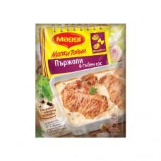 Маги Фикс Пържоли в гъбен сос