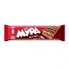 Мура шоколад