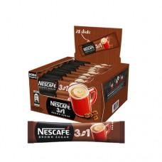 Нескафе 3 в 1 Кафява захар