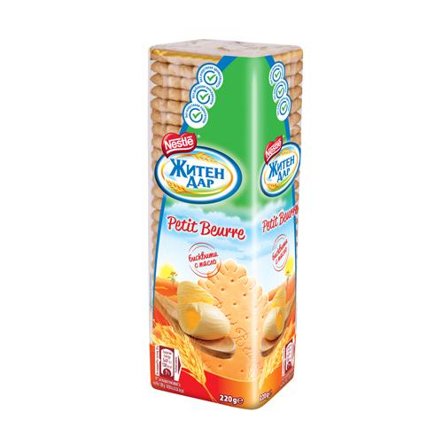 Житен Дар Petit Beurre
