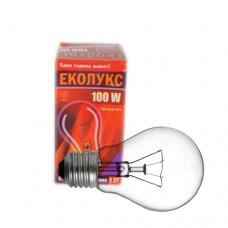 Ел. крушки Еколукс 100W
