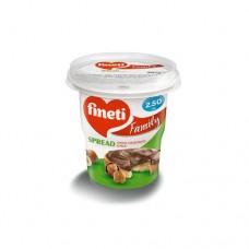Финети Течен шоколад кафяв