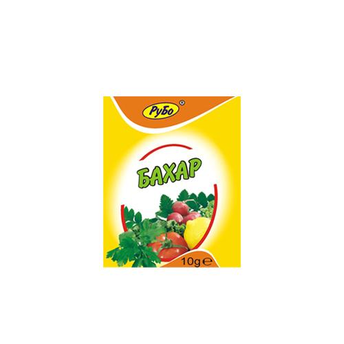 Бахар зърна Рубо