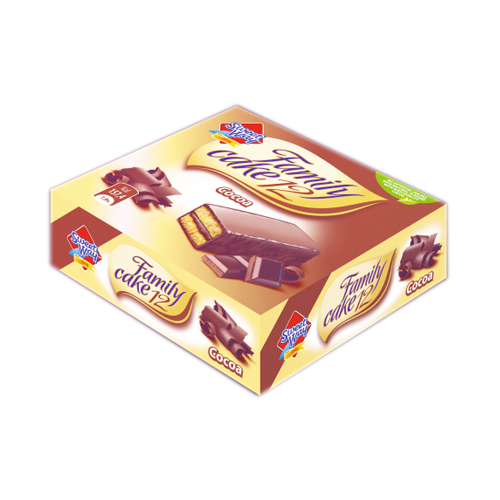 Суха паста Фемили кейк Какао