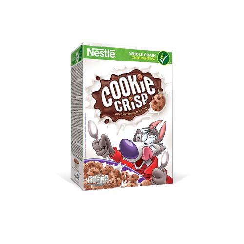 Cookie Crisp Зърнена закуска