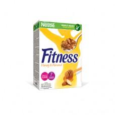 Fitness Мед и бадем Зърнена закуска