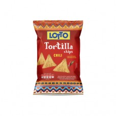 Снакс Лото Тортила Чили