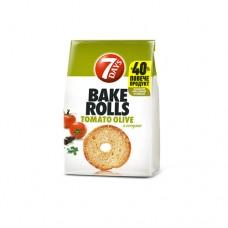 Бейк Ролс 7DAYS Домат и маслина