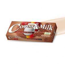 Какао и мляко