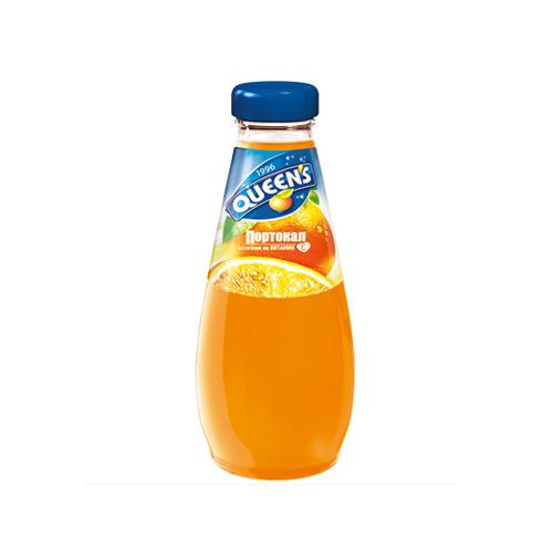 Куинс Стъкло Портокал
