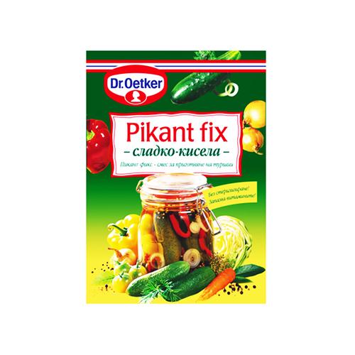 Пикантфикс кисело-сладък Йоткер