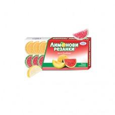 Лимонови резанки Диня и Пъпеш