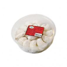 Бели курабии с бадем Аги